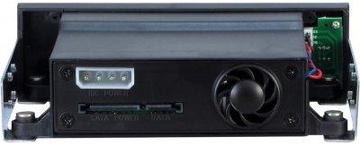 """Док-станція Sinan для HDD/SSD 2.5""""/3.5"""" SATA (X-3534)"""