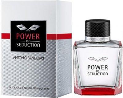 Туалетная вода для мужчин Antonio Banderas Power of Seduction 100 мл (8411061913024)