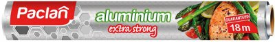 Упаковка фольги алюмінієвої Paclan 18 м 2 шт. (5900942137695)