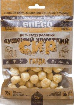 Упаковка сиру snEco сушеного Гауда 2 шт. х 40 г (2000000001098)