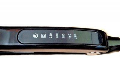 Гофре Щипцы-выпрямитель Утюжок Mozer MZ-7003 3в1 с Титановыми для Выпрямления или Крупного/мелкого Гофре (562037)