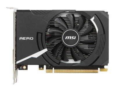 Відеокарта GF GT 1030 2GB GDDR5 Aero ITX MSI (GeForce GT 1030 AERO ITX 2G OC)
