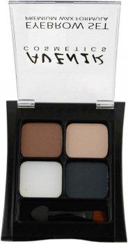 Тіні для брів Avenir Cosmetics № 03 4.5 г (5900308134252)