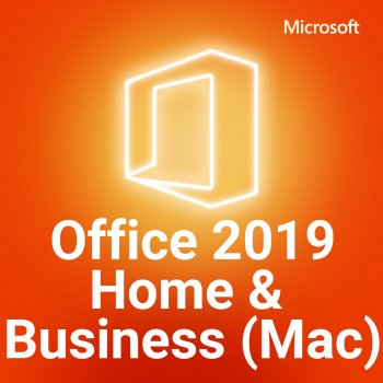 Офісне додаток Office 2019 для Дому та Бізнесу для Мас (електронна ліцензія для 1 ПК) (T5D-03189)