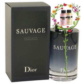 Мужская парфюмерия DIOR SAUVAGE EDT SPRAY 100 мл (3348901250146)