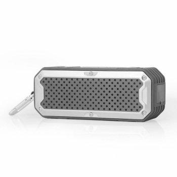 Bluetooth колонка Zealot Outdoor S6 Smart / AptX (Grey)