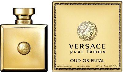 Парфюмированная вода для женщин Versace Oud Oriental Femme 100 мл (8011003818167)