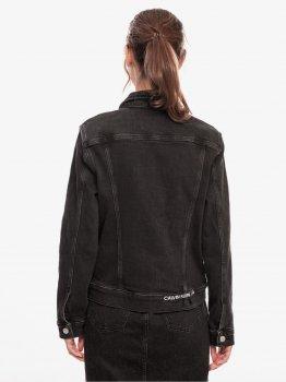 Джинсова куртка Calvin Klein Jeans Regular 90'S Denim Jacket J20J215927-1BY Denim Black