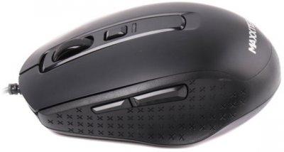 Миша Maxxter Mc-335 USB Black