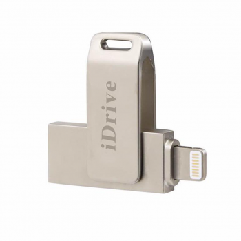 Флешка для iPhone і iPad 32GB IDRIVE Lightning / USB 2.0
