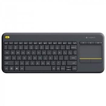 Клавиатура Logitech K400 Plus dark RU (920-007147)