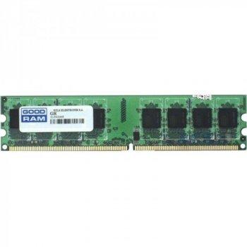 Модуль пам'яті Goodram 256MB DDR2 533MHz (GR533D264L4/256) (F00235904)