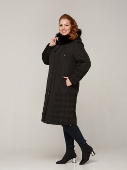 Куртка Mangust 3558-2_Black Черная