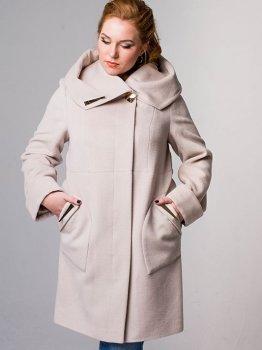 Пальто Mangust 2104-14 Бежеве