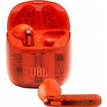 Наушники JBL Tune 225 TWS Ghost Orange [JBLT225TWSGHOSTORG]