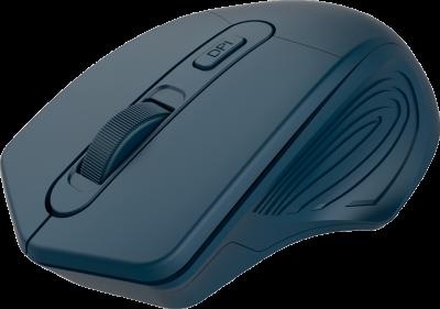 Мышь Canyon CNE-CMSW15DB Wireless Dark Blue