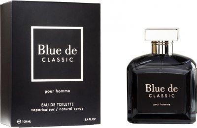 Туалетная вода для мужчин Alain Fumer Blue de Classic 100 мл(4630014633688)