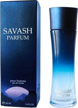 Туалетная вода для мужчин Alain Fumer Savash Parfum 100 мл (4630014637228)