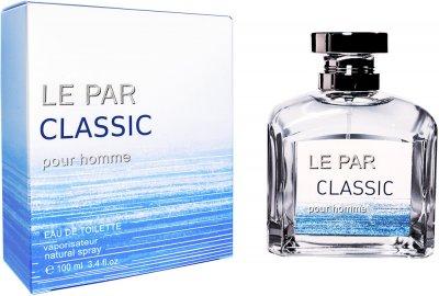 Туалетная вода для мужчин Alain Fumer Le par Classic 100 мл (4630014637983)