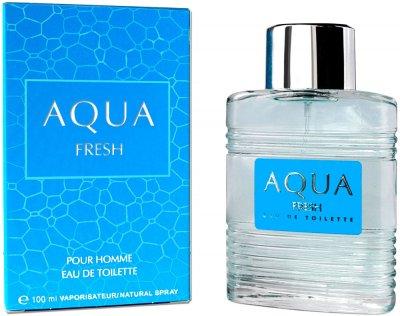 Туалетная вода для мужчин Alain Fumer Aqua Fresh 100 мл(4630014633398)