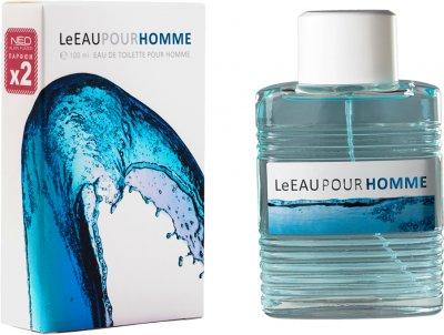 Туалетная вода для мужчин Alain Fumer Le Eau Pour Homme 100 мл(4630014633534)