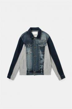 Джинсова куртка Desigual 21SMED01