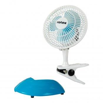 Вентилятор настільний Rotex RAT06-E 15 Вт