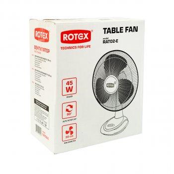 Вентилятор настільний Rotex RAT02-E 45 Вт