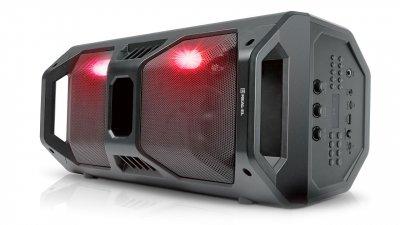 Портативный музыкальный центр бумбокс REAL-EL X-757 Black