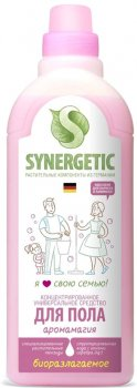 Средство для мытья полов Synergetic Аромамагия 750 мл (4607971450207)