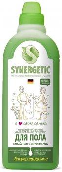 Средство для мытья полов Synergetic Хвойная свежесть 750 мл (4607971450221)