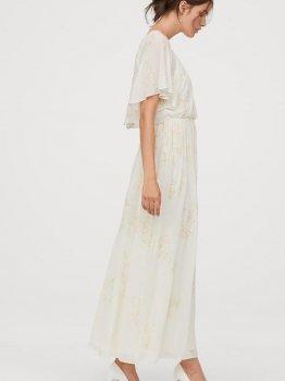 Плаття H&M 0785227-0 Молочне