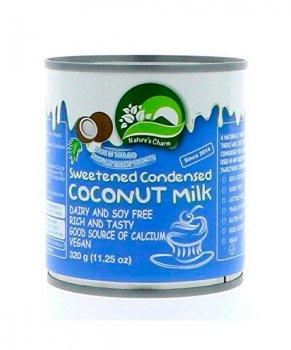 Кокосовое веганское сгущенное молоко Nature's Charm Тайланд 320 г