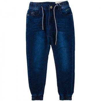 Брюки джинсовые для мальчика TAURUS B-38 темно-джинс
