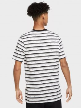 Футболка Nike M Nsw Ss Tee Club Stripe CV9867-104