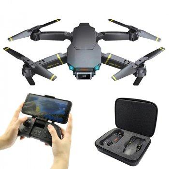 Квадрокоптер Global Drone GD89 PRO 4K + переносний кейс, з двома камерами та утриманням позиції.