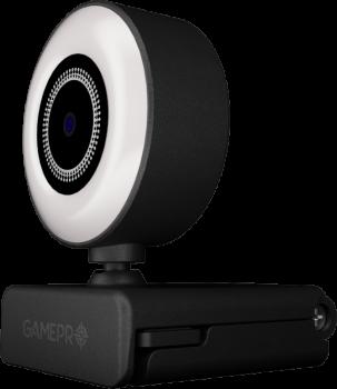 Веб-камера GamePro Vision Black FullHD (GC1352)
