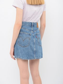 Спідниця Levi's Ribcage Skirt Now And Then 27889-0001