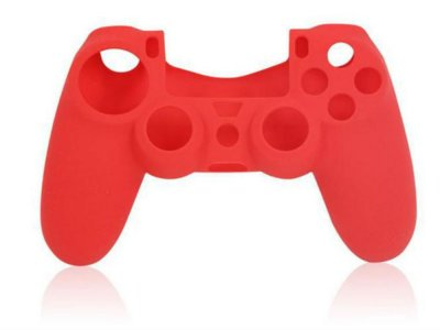 Силіконовий Чохол Digital Для Sony Playstation 4 Червоний (1002-443-08)