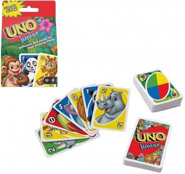 Карткова гра Uno для наймолодших (GKF04)