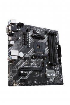 Материнська плата ASUS PRIME_A520M-A sAM4 A520 4xDDR4 HDMI-DVI-VGA mATX