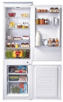Вбудований холодильник Candy CKBBS 100/1 ниж. мороз./177см/250л/A+/Статична/Бiлий