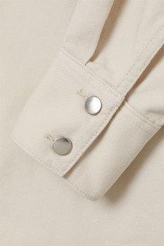 Джинсова куртка H&M 1002-8602491 Світло-бежева