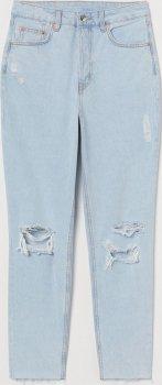 Джинси H&M 1102-6400211 Блакитні