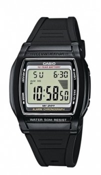 Годинник CASIO W-201-1AVEF