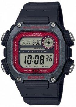 Годинник CASIO DW-291H-1BVEF