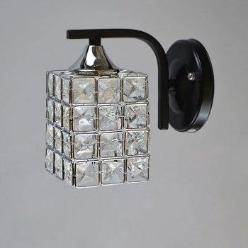 Бра настінне Light House NM-N14701/1W CR хром