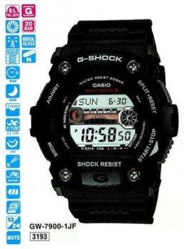 Годинник CASIO GW-7900-1ER