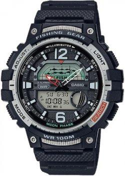 Годинник CASIO WSC-1250H-1AVEF