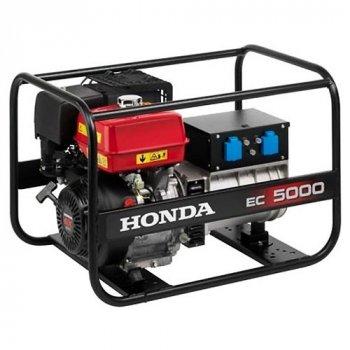 Бензиновый генератор Honda EC 5000 K1